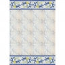 4703 Islamic Spanish XVI Cuenca Tile