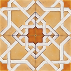 5113 Portuguese Arabic Cuenca Tiles