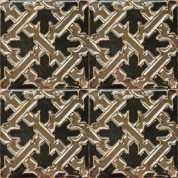 ASK 5712 Portuguese enameled cuenca tiles