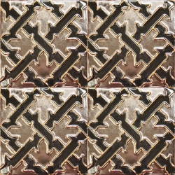 ASK 5713 Portuguese enameled cuenca tiles