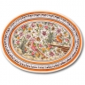 ASK 7203 Portuguese majolica painted plate