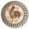 ASK 7204 Portuguese majolica painted plate