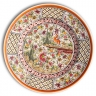 ASK 7208 Portuguese majolica painted plate