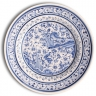 ASK 7209 Portuguese majolica painted plate