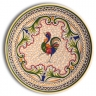 ASK 7214 Portuguese majolica painted plate
