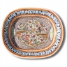 ASK 7219 Portuguese majolica painted plate