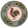 ASK 7233 Portuguese majolica painted plate
