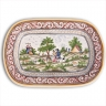 ASK 7234 Portuguese majolica painted plate