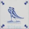 ATD008 XVII Century Antique Blue Drawings