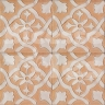 AVK6052 Antique Arab enameled tiles 14cm