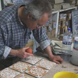 015 Bicesse Tiles Manufacture Enameling