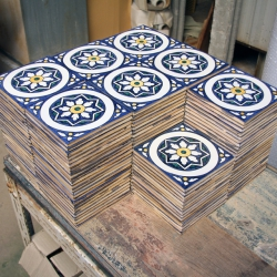 017 Bicesse Tiles Manufacture After Kiln