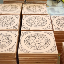 018 Bicesse Tiles Manufacture Outlined