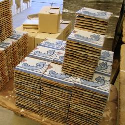 019 Bicesse Tiles Manufacture After Kiln