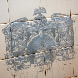 039 Bicesse Tiles Manufacture Paint Details
