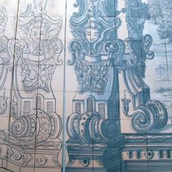 049 Bicesse Tiles Manufacture Paint Details