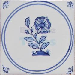 DFT004 Blue Delft Collection