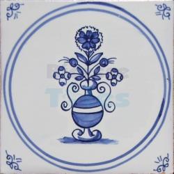 DFT007 Blue Delft Collection