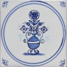 DFT007 Blue Delft Collection
