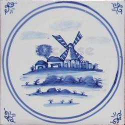 DFT009 Blue Delft Collection