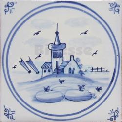 DFT010 Blue Delft Collection