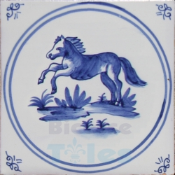 DFT012 Blue Delft Collection