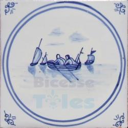 DFT013 Blue Delft Collection