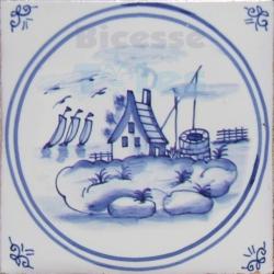 DFT014 Blue Delft Collection