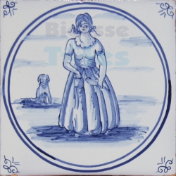 DFT015 Blue Delft Collection