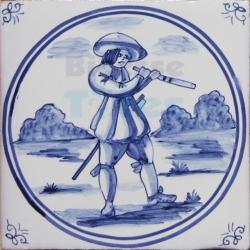 DFT017 Blue Delft Collection