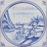 DFT021 Blue Delft Collection