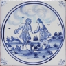 DFT027 Blue Delft Collection