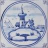 DFT028 Blue Delft Collection