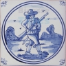 DFT030 Blue Delft Collection