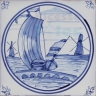 DFT031 Blue Delft Collection