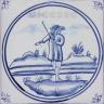 DFT032 Blue Delft Collection