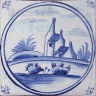 DFT033 Blue Delft Collection