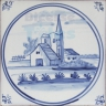 DFT035 Blue Delft Collection