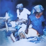 "Joaquim Canotilho ""Mulheres Moçambicanas"" watercolour painting"