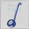 KTW013 Blue White Kitchenware