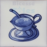KTW049 Blue White Kitchenware