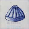 KTW050 Blue White Kitchenware
