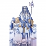 PA0120 Baroque Invitation Figures Tiles Mural