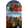 PA033 Airbrushed Religious Tiles Panel