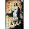 PA034 Airbrushed Christ Tiles Panel
