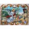 PA042 Children Angel Tiles Panel