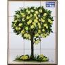 PA064 Lemon Tree Tiles Panel