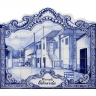 PA093 Your House Reproduction Cutout Tiles Mural
