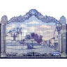 PA094 Your House Reproduction Cutout Tiles Mural