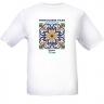 10100 Portuguese Tiles T-Shirt - Bicesse Tiles Merchandising